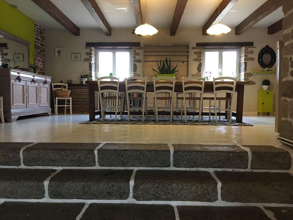 A Vendre Maison à Plouzane 240 M² 374 800 Cabinet Kerjean