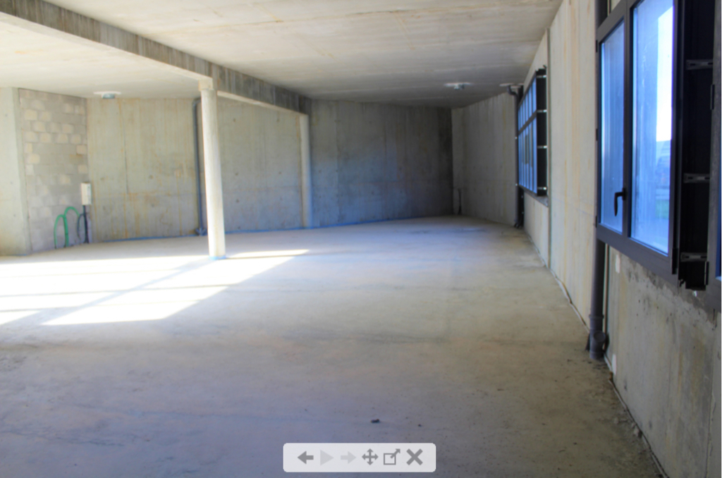Local commercial Lesneven 200 m2